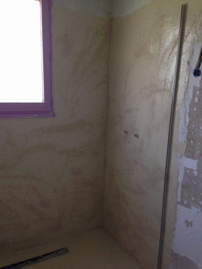 Transformation salle de bains en salle d 39 eau - Transformation salle de bain en douche ...